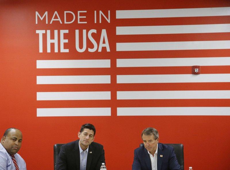 Paul Ryan. Rob DeMartin, Dan Rivera