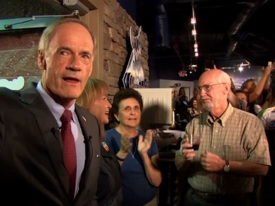 Delaware Senator Carper beats primary challenger