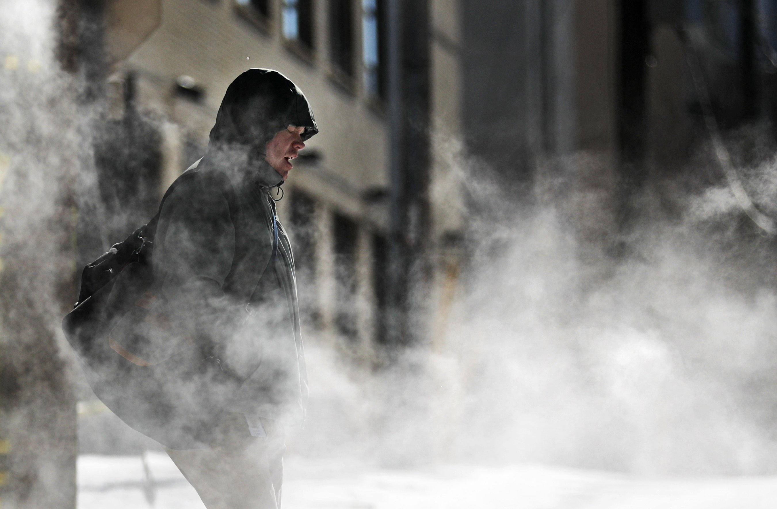 Snow, ice and record cold grip the South; at least 10 dead