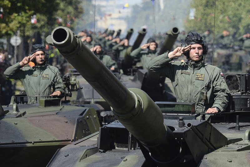 Poland To Have New Military Force Located In Sensitive East
