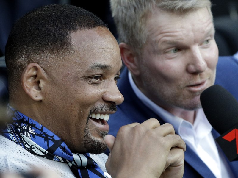 Will Smith, Jim Courier
