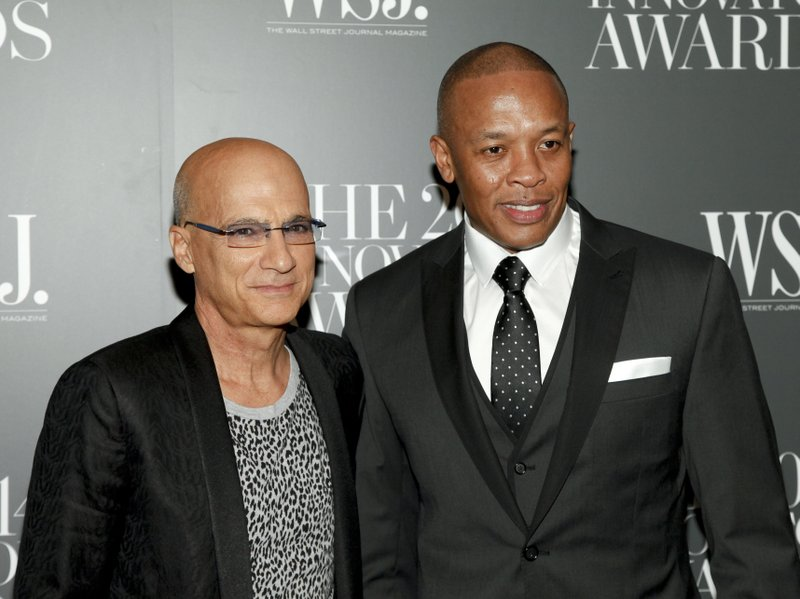 Jimmy Iovine, Dr. Dre