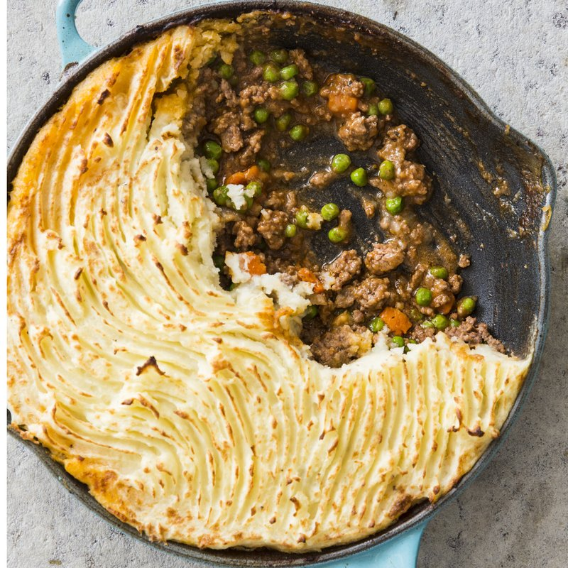 Forget The Mess This Shepherd S Pie Uses Only One Skillet