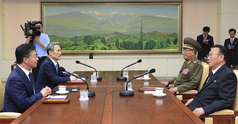 Hong Yong-pyo, Kim Kwan-jin, Kim Yang Gon, Hwang Pyong So