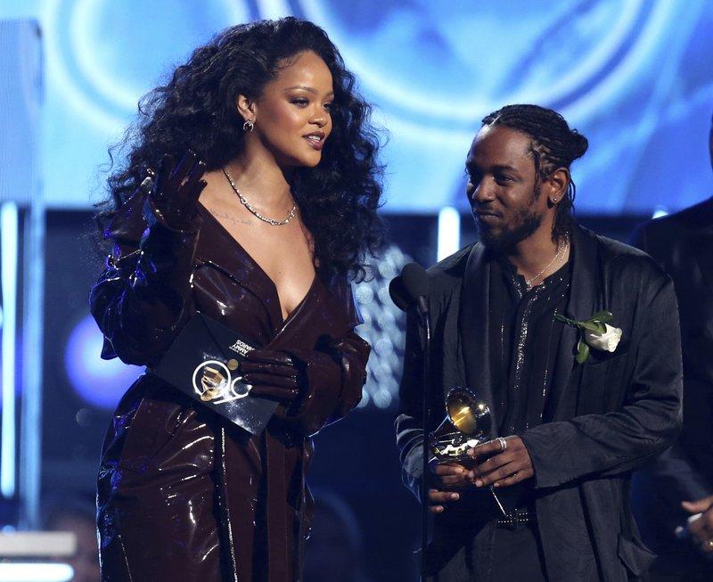 Rihanna, Kendrick Lamar