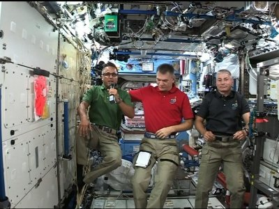 Puerto Rican Astronaut Affected by 2 Hurricanes