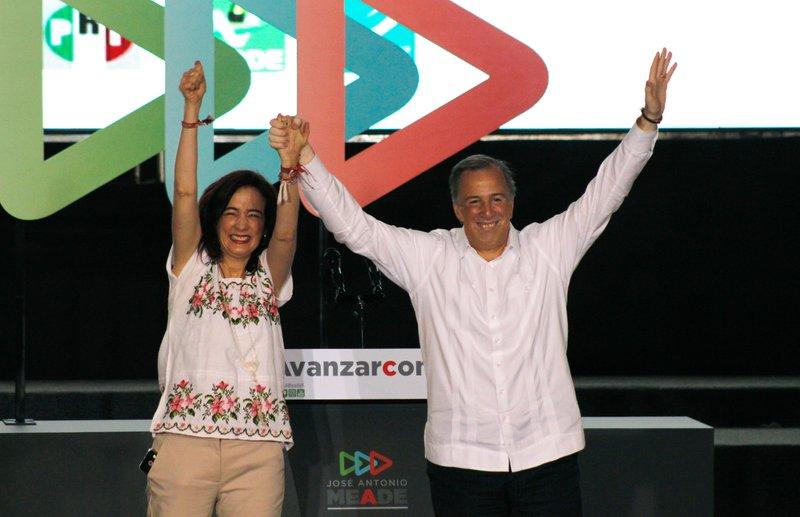Jose Antonio Meade, Juana Cuevas