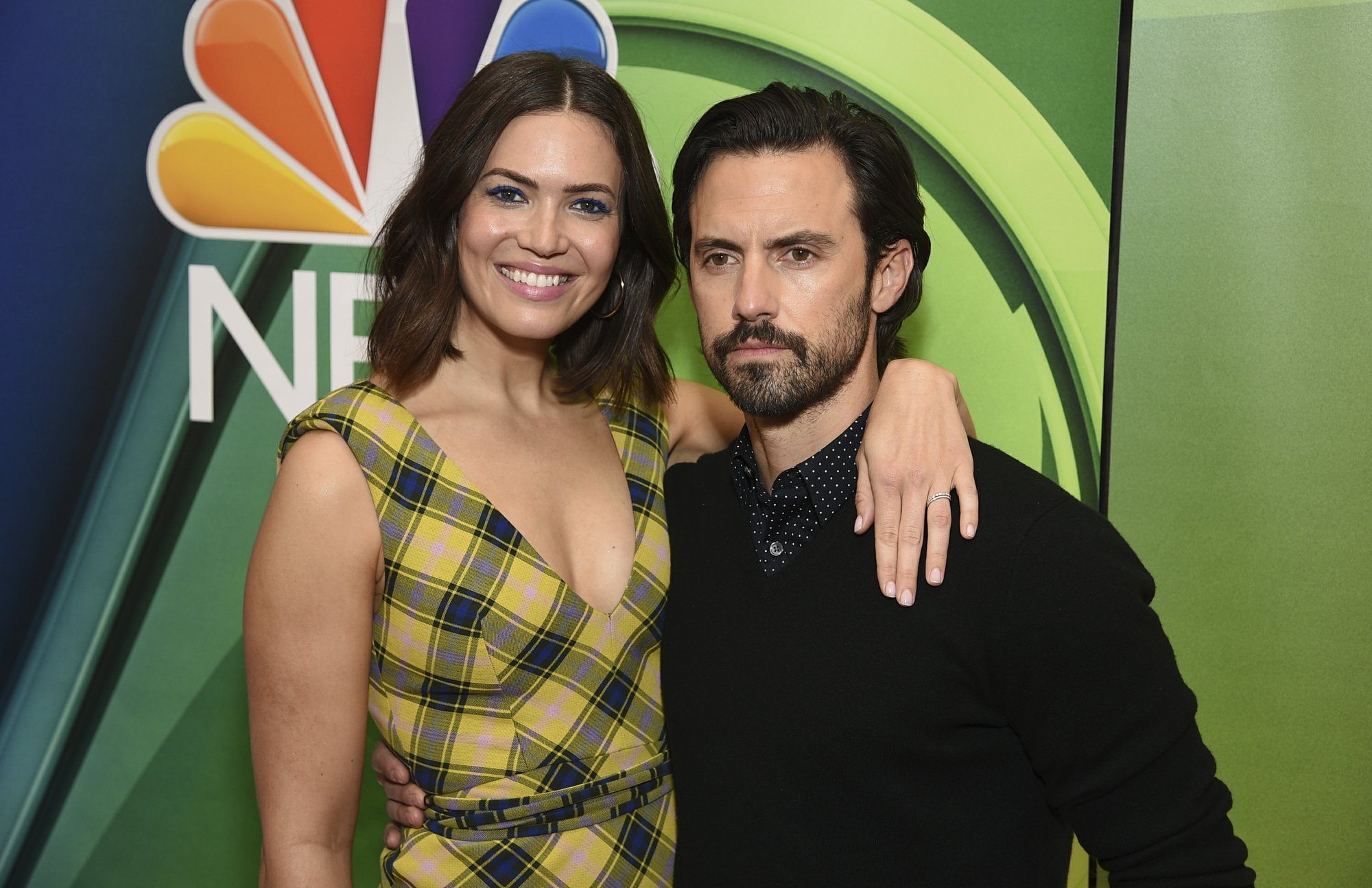 NBC shows off fall lineup with stars, athletes, Kardashians