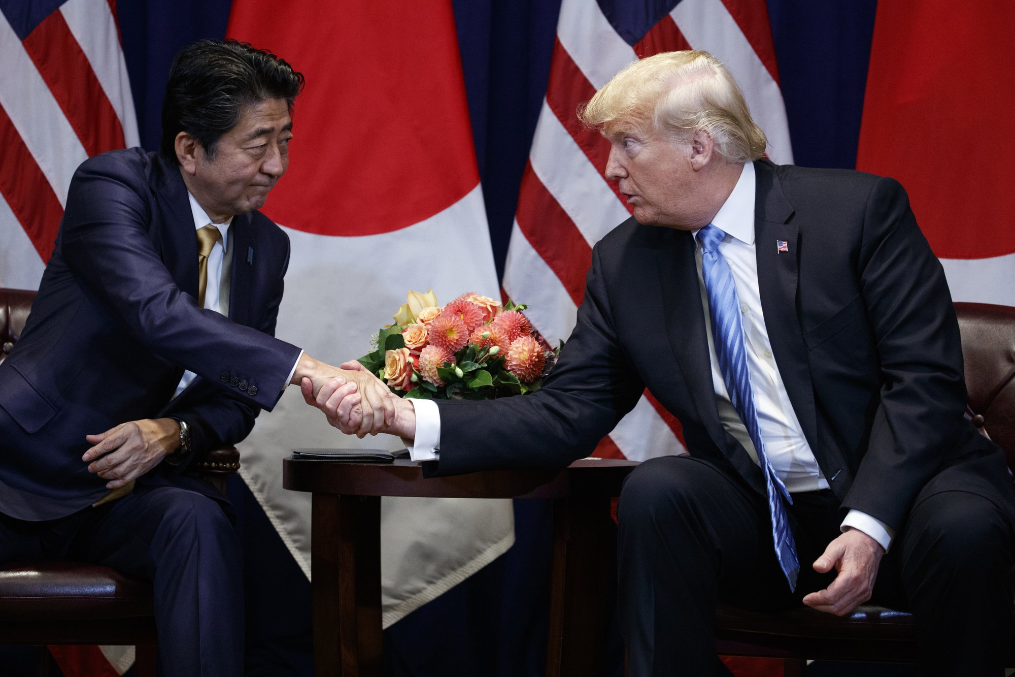 Us Japan Agree To Negotiate A Free Trade Agreement