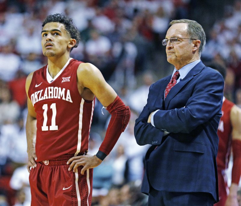 Trae Young, Lon Kruger