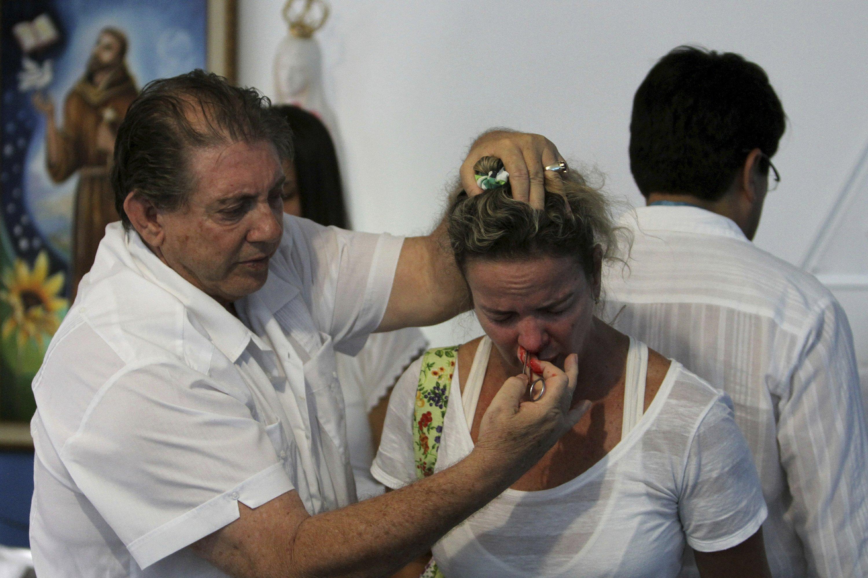 Sex abuse allegations against Brazil healer multiply