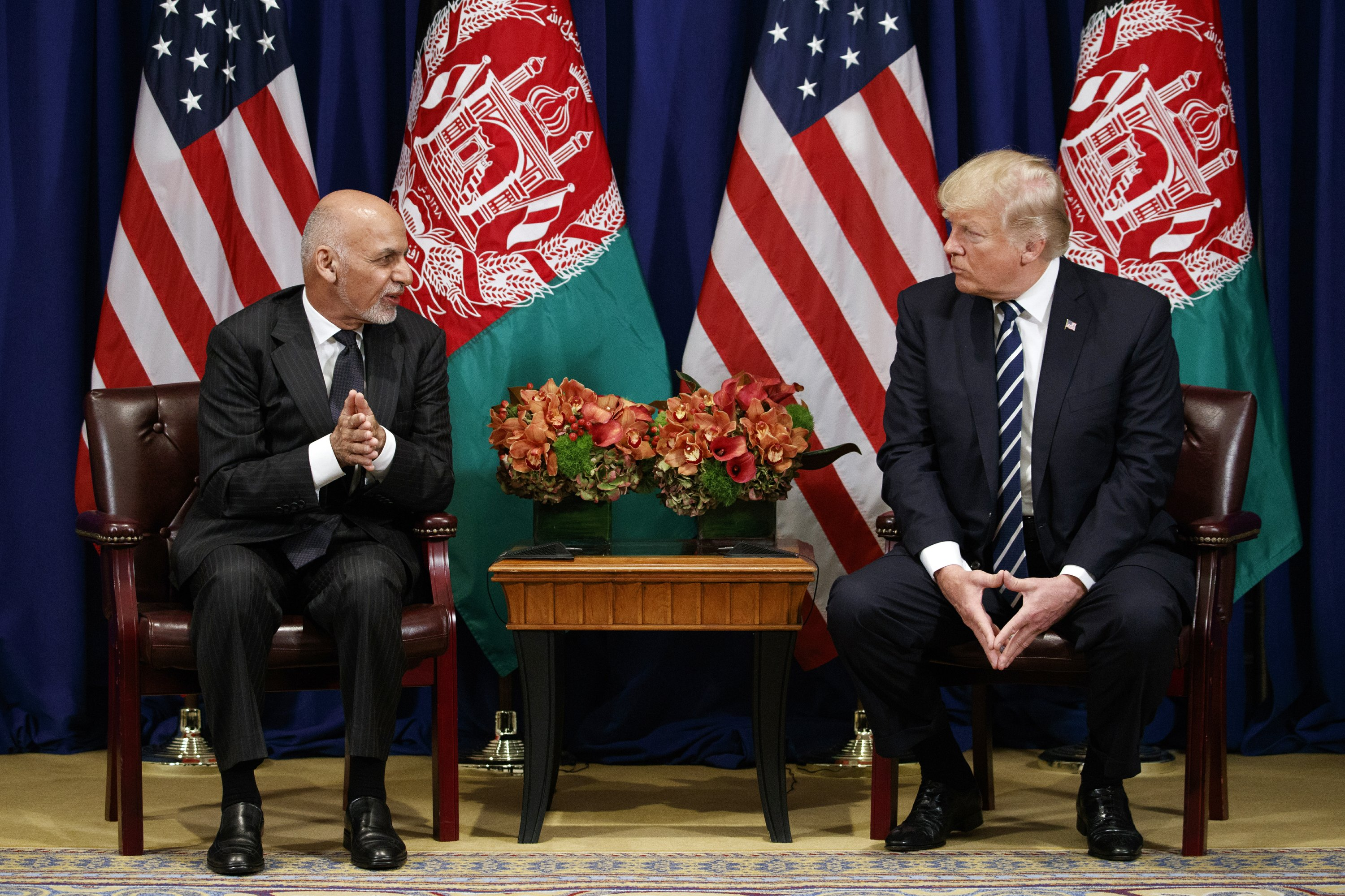 Afghan leader: Abolishing militant havens in Pakistan is key
