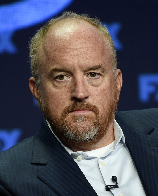 Fallout continues for Louis C.K. as his new film scrapped
