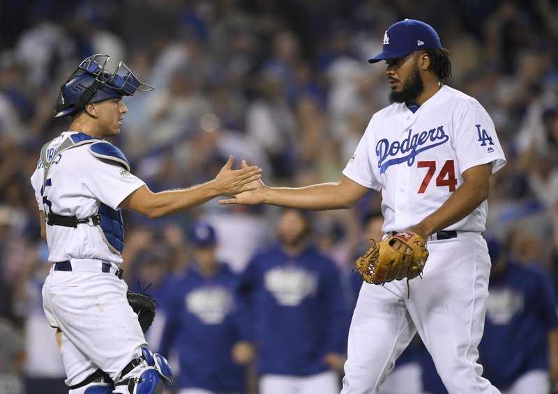 Dodgers  dominant bullpen is baffling foes in NL playoffs fbd0a0c90479