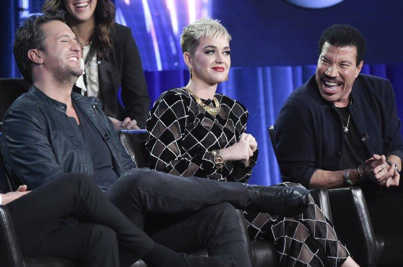 Luke Bryan, Katy Perry, Lionel Richie