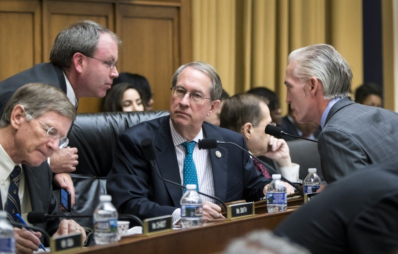 Bob Goodlatte, Lamar Smith, Trey Gowdy