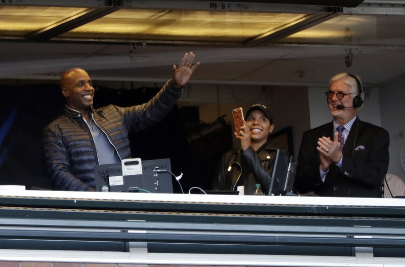 Barry Bonds, Mike Krukow