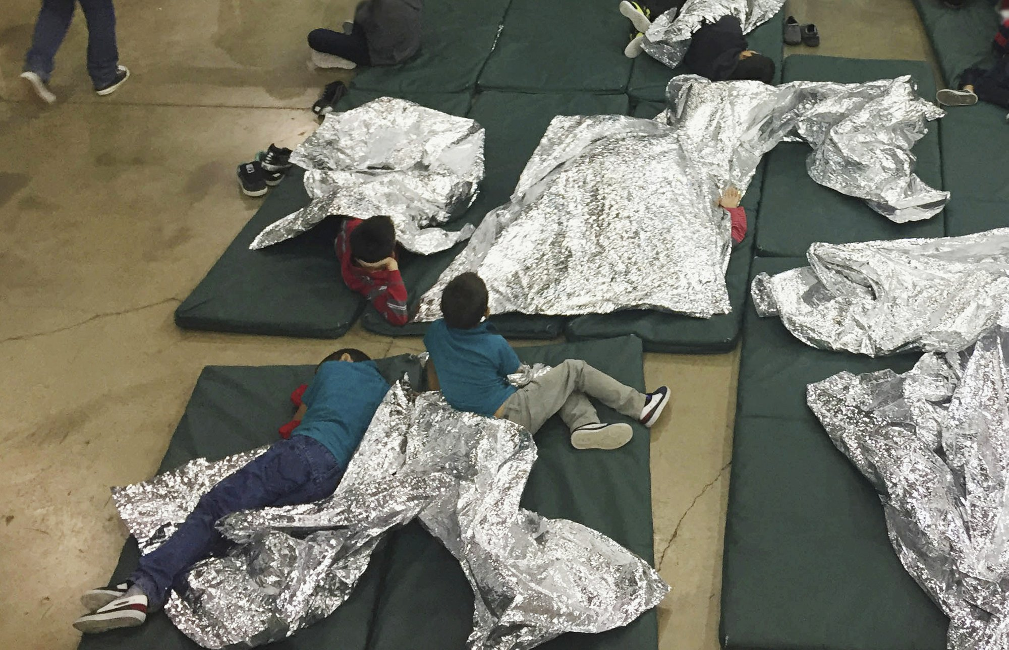 Science Says: How family separation may affect kids' brains