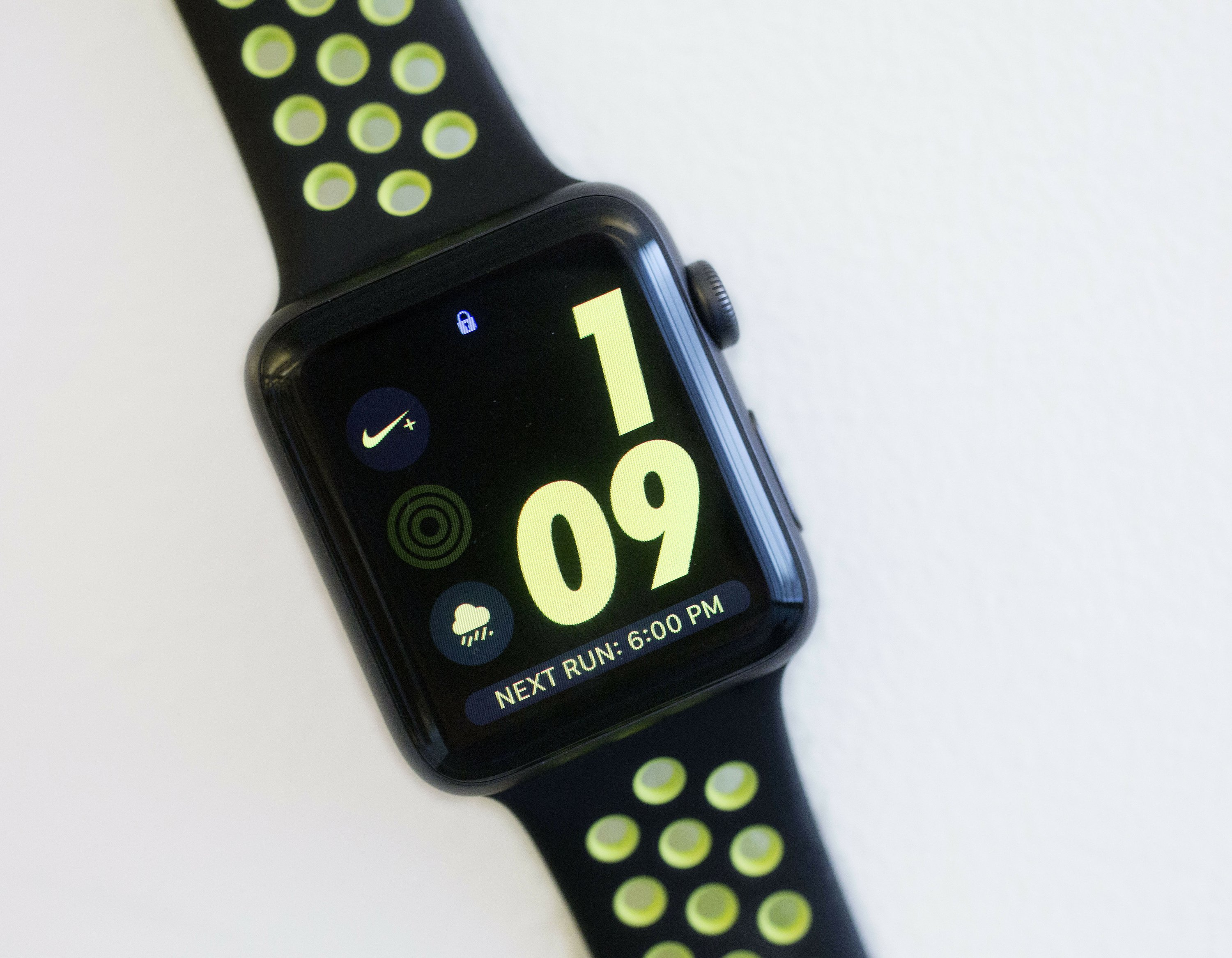 Apple double downs on running with Nike-edition smartwatch
