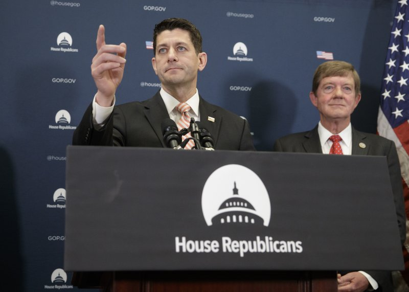 Paul Ryan, Scott Tipton