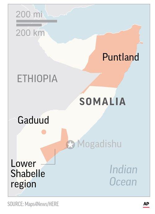 SOMALIA AIRSTRIKES