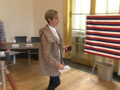 Saturday Voting for French Expats in US