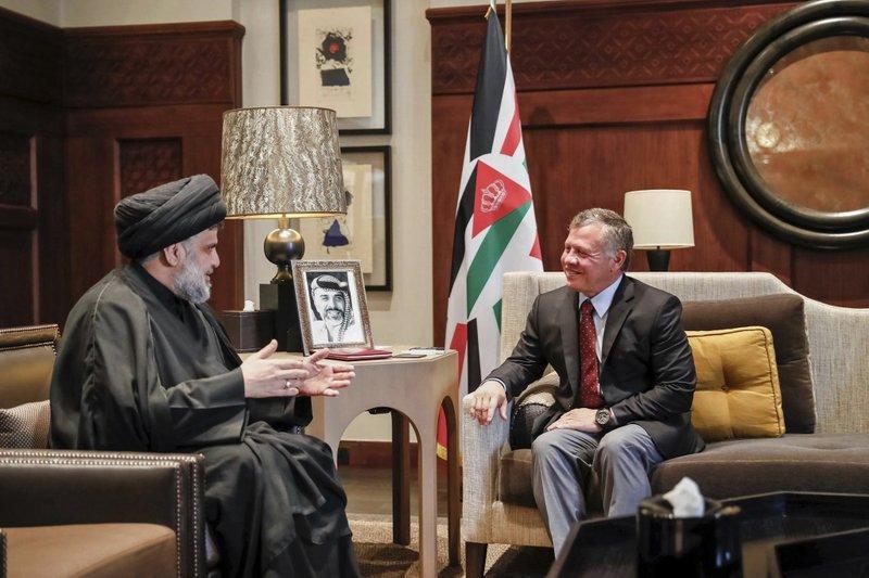 Abdullah II, Muqtada al-Sadr
