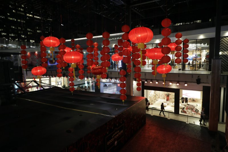 Lunar New Year Allows US Companies To Find Prosperity Too