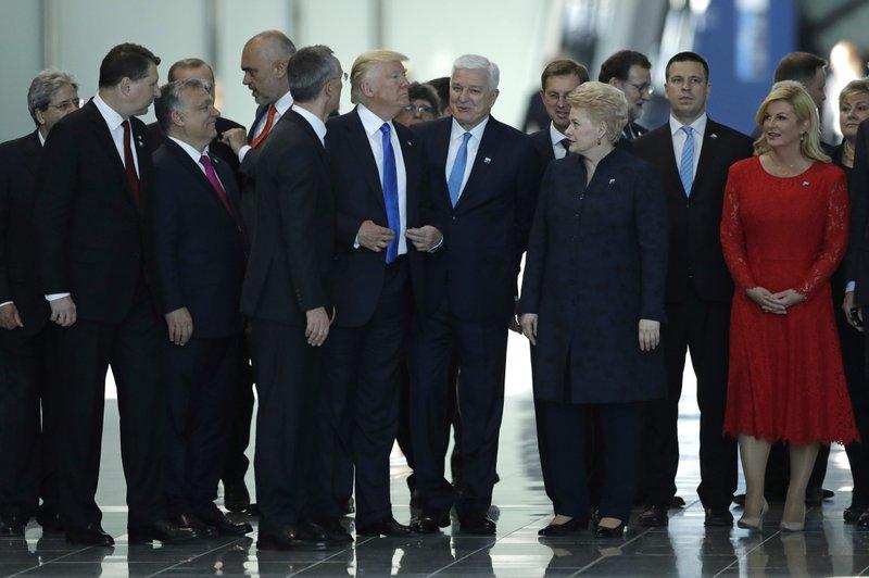 Donald Trump, Dusko Markovic