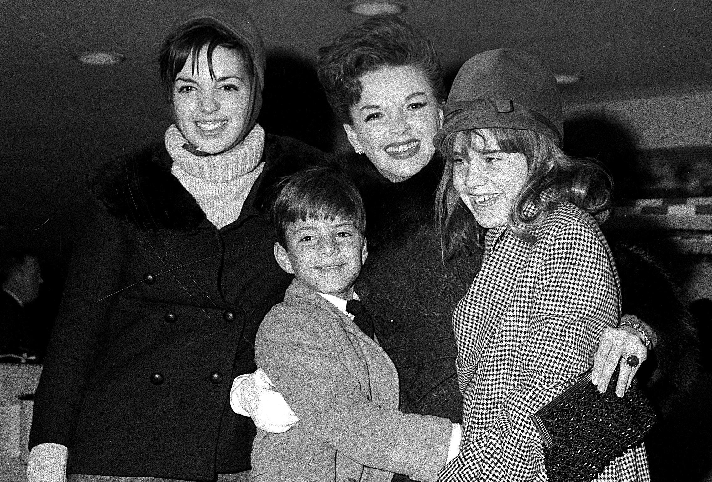 AP Exclusive: Judy Garland enshrined in Hollywood mausoleum