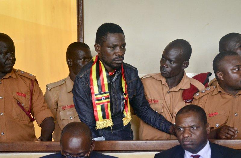 Kyagulanyi Ssentamu, Bobi Wine