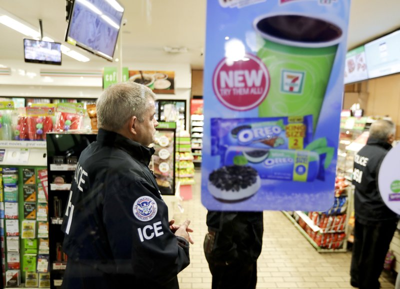 Immigration Enforcement Agents Raid 7-Eleven Stores in Nationwide Sweep