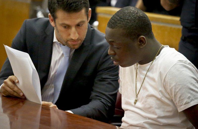 Hot Boy' rapper Bobby Shmurda gets 7-year prison sentence