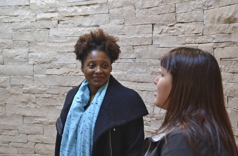 Tracy K. Smith, Cassandra Salazar