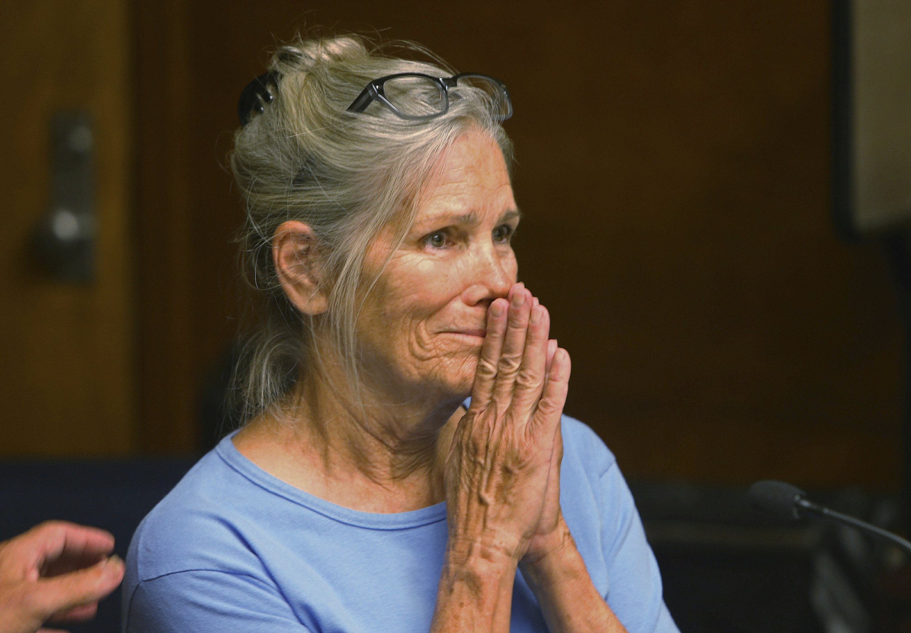 Manson follower Van Houten gets another shot at release