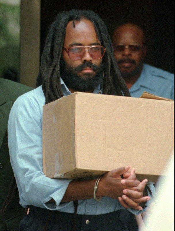 Abu-Jamal loses suit over hepatitis C drug