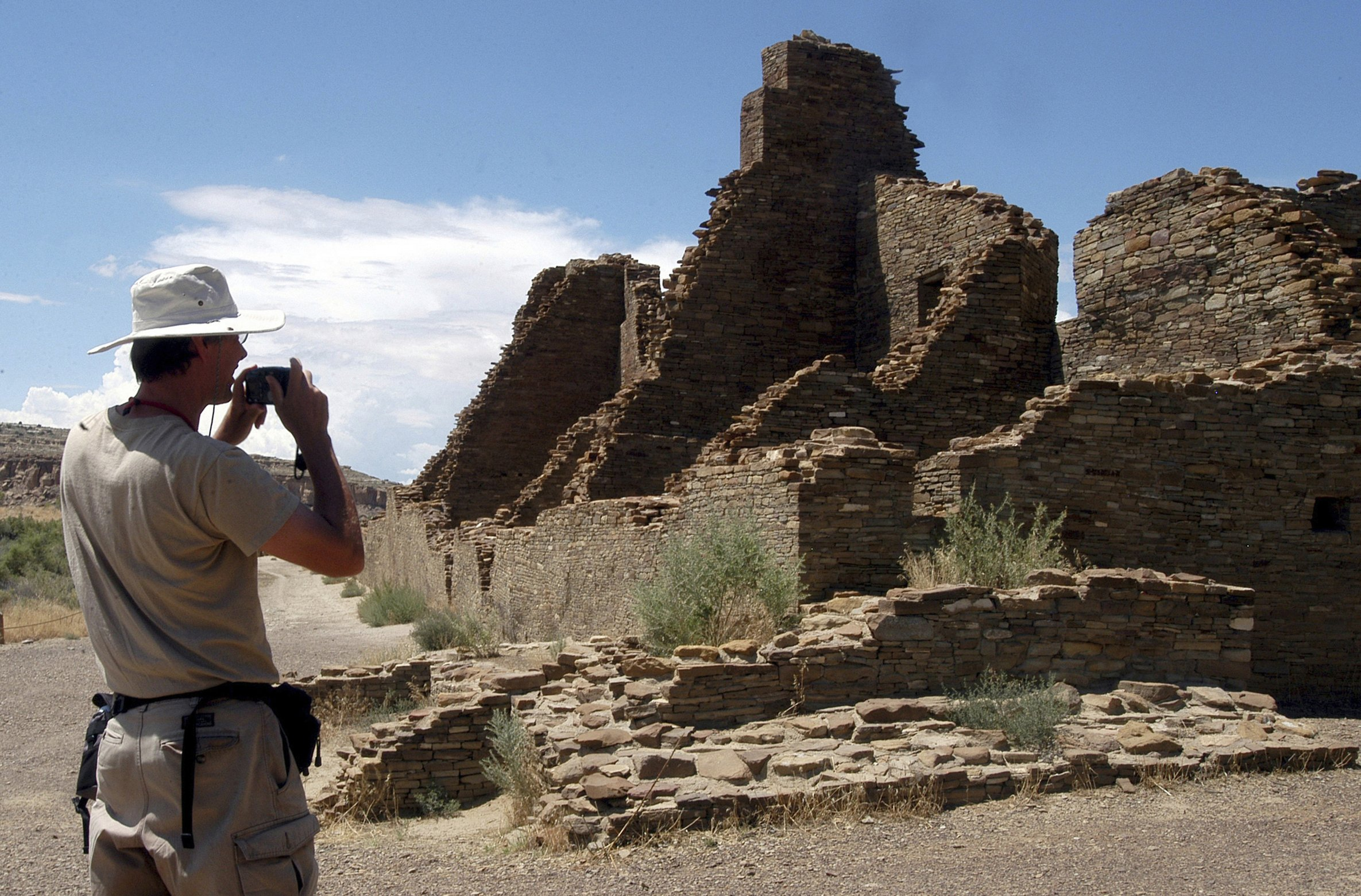 Tribes urge US to ban drilling around sacred New Mexico site