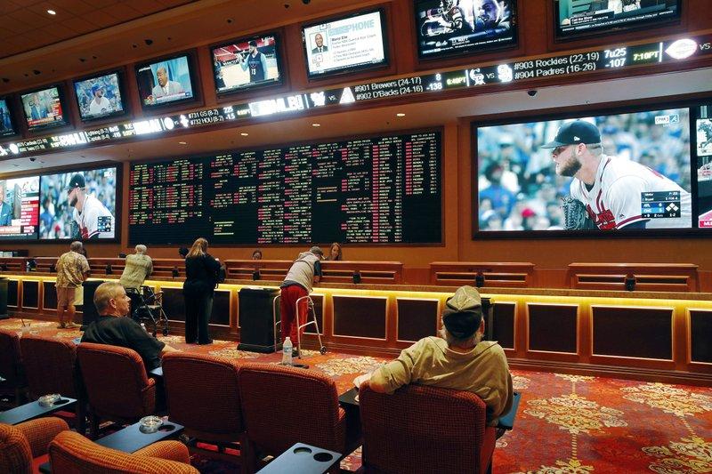 Vegas betting bookies plus minus betting sports picks