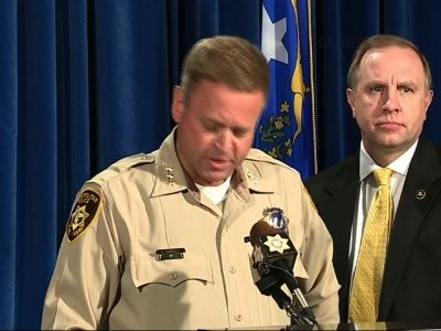 Police: No Motive Determined in Vegas Shooting