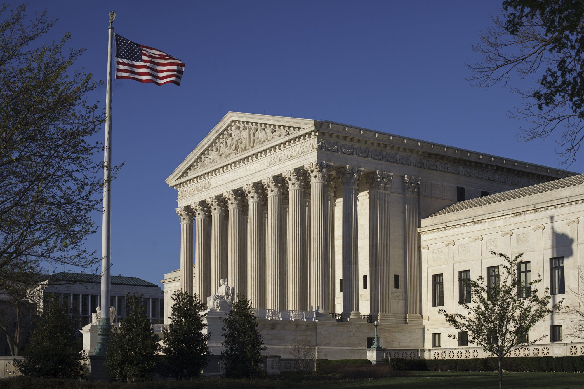 Another key redistricting case goes in front of high court