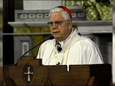 Cardinal Bernard Law, Disgraced in Scandal, Dead