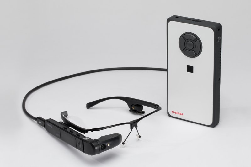 Toshiba Announces Full Availability of dynaEdge™ AR Smart Glasses
