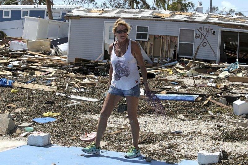 Irma S Wrath Was Especially Hard On Keys Jacksonville