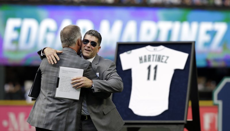 Edgar Martinez, Kevin Mather