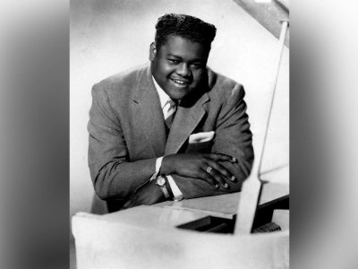 New Orleans Residents Pay Respect to Fats Domino