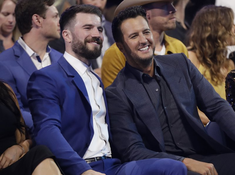 Sam Hunt, Luke Bryan