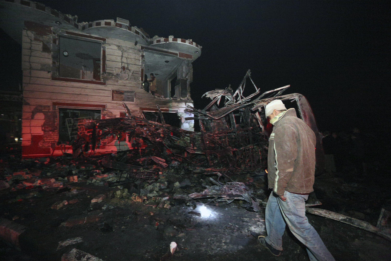 IS car bomb kills 56, including 20 Iranians, in Iraq