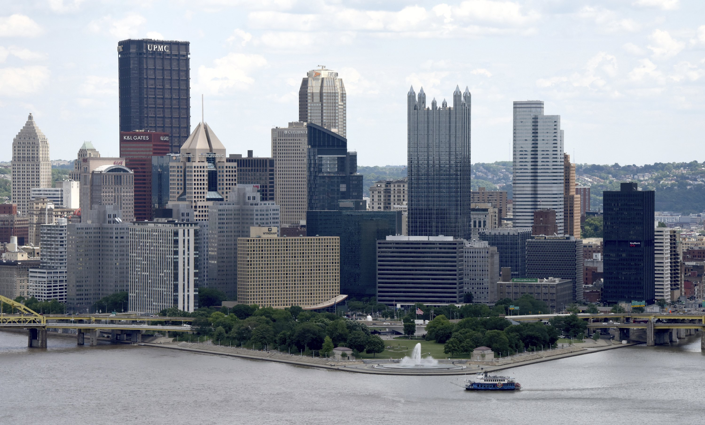 Pittsburgh to Trump: You don't speak for us on climate