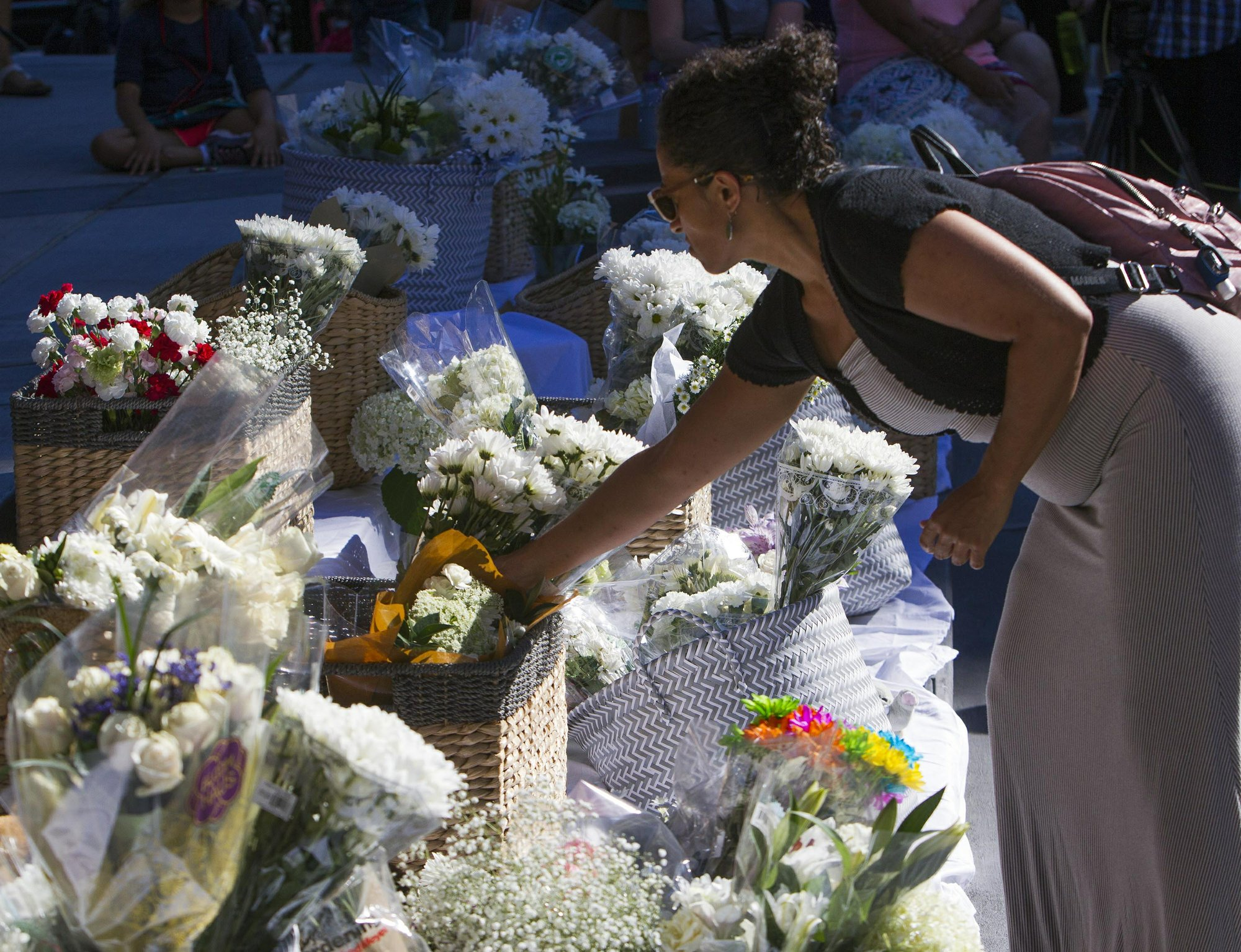 Hundreds mourn at vigil for victims of birthday party attack izmirmasajfo