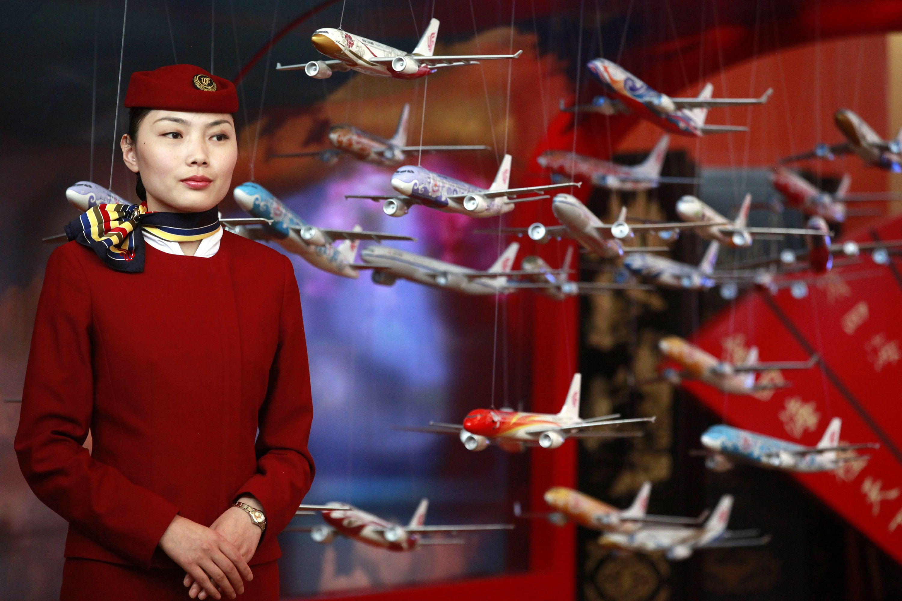 Airlines caving to Beijing despite White House...